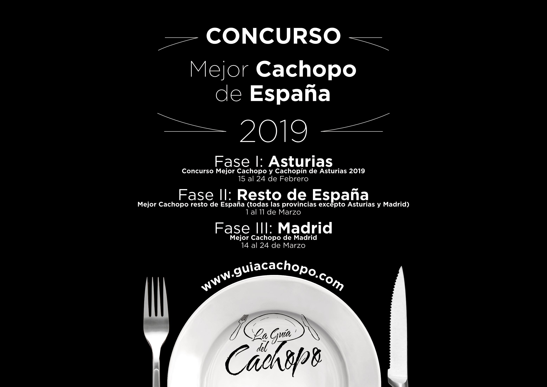Concurso Cachopo 2019