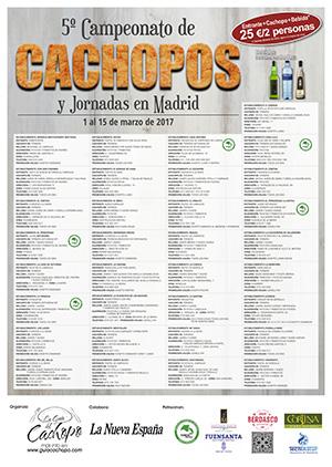 Listado participantes Campeonato Madrid 2017-mini